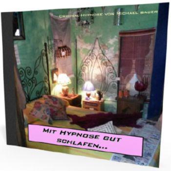 Mit Hypnose gut schlafen - MP3-Download