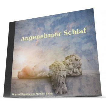 Angenehmer Schlaf - Hypnose-CD-Download