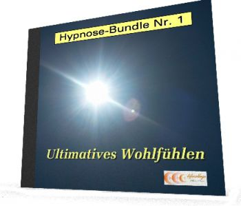 Hypnose-Bundle Nr. 1 - Ultimatives Wohlfühlen