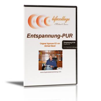 Entspannung-PUR - Hypnose-CD