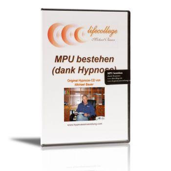 MPU bestehen (dank Hypnose) - Hypnose-CD