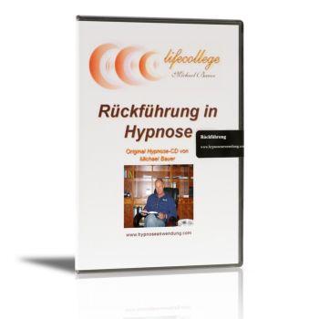 Rückführung in Hypnose - CD