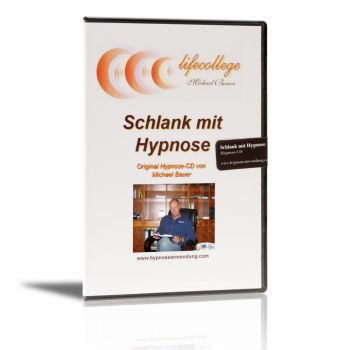 Schlank mit Hypnose - CD