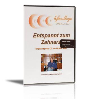 Entspannt zum Zahnarzt - Hypnose-CD