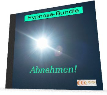 ABNEHMEN! - Hypnose-MP3-Download-Bundle