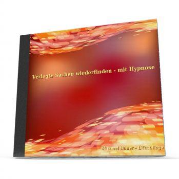 Verlegte Sachen wiederfinden - mit Hypnose (MP3-Download)