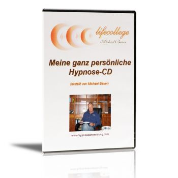 Individuelle Hypnose-CD - inkl. Coaching