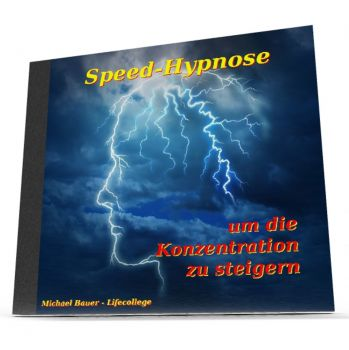 Speed-Hypnose um die Konzentration zu steigern (MP3-Download)
