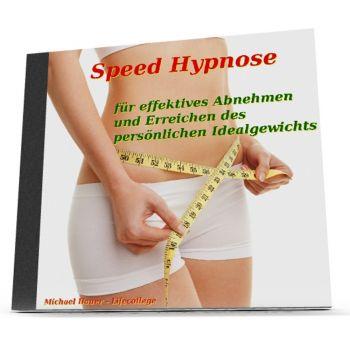 Speed-Hypnose für effektives Abnehmen und Erreichen des persönlichen Idealgewichts - MP3-Download