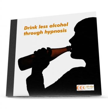 Drink less alcohol through hypnosis
