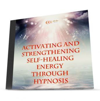Activating and strengthening self-healing energy through hypnosis