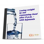 Losing weight by not consuming food after 8 p.m. - with hypnosis