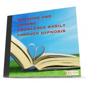 Studying and gaining knowledge easily through hypnosis
