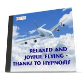 Relaxed and joyful flying - thanks hypnosis