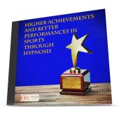Higher achievements and better performances in sports through hypnosis